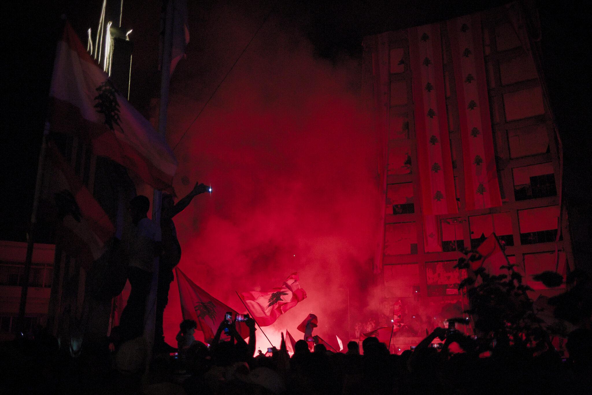 La révolution libanaise vue de Tripoli